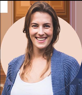Anna Burger die Gründerin von Ovolution