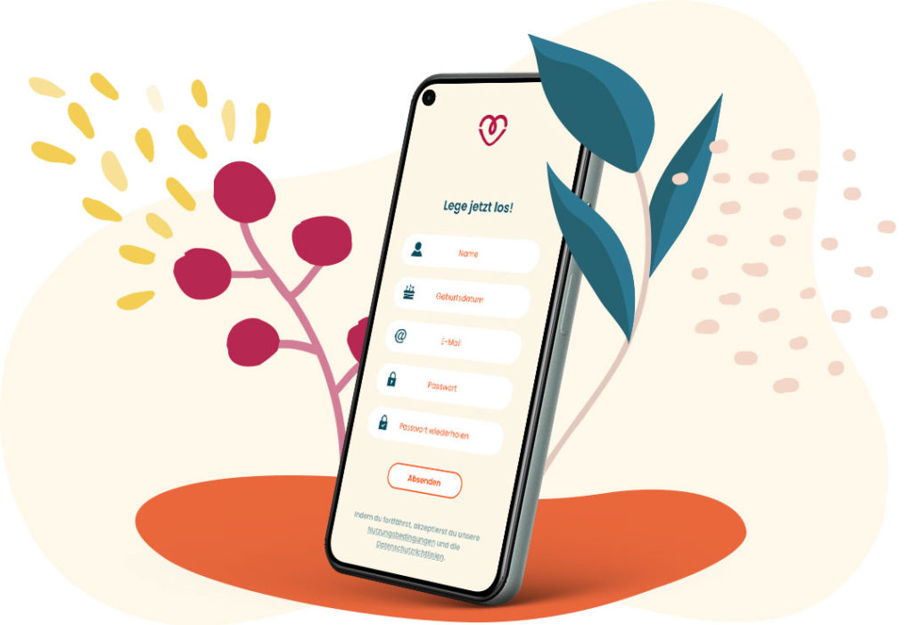 NFP App zum lernen des Zyklus